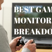 Best Gaming Monitor Top 6 Tips For Selection