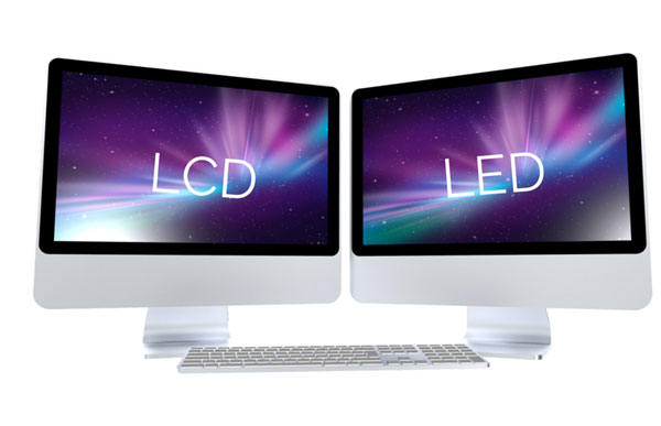 best 27 inch monitor LCD-vs.-LED