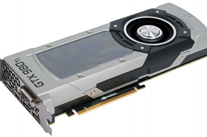 Best Gaming Graphics Card – NVidia GeForce GTX 980 Ti
