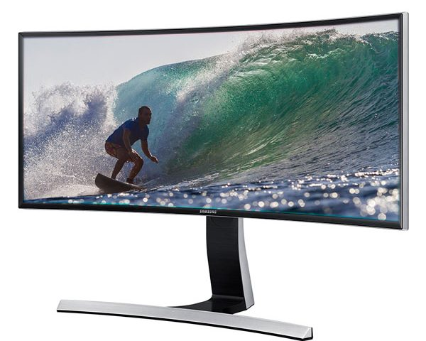 Samsung SE591C: One of the Best Curved Monitors Out There