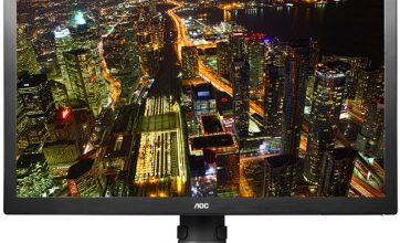 AOC Q2770PQU Monitor: Good For Just About Anything