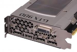 NVidia GeForce GTX 980 Ti Ports