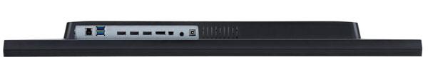 ViewSonic VP2780-4K under ports