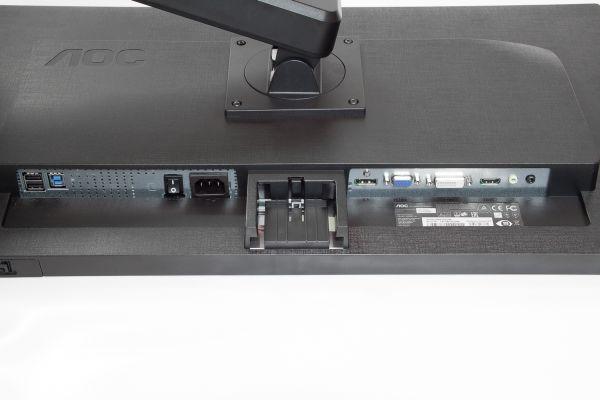 AOC Q2770PQU-ports